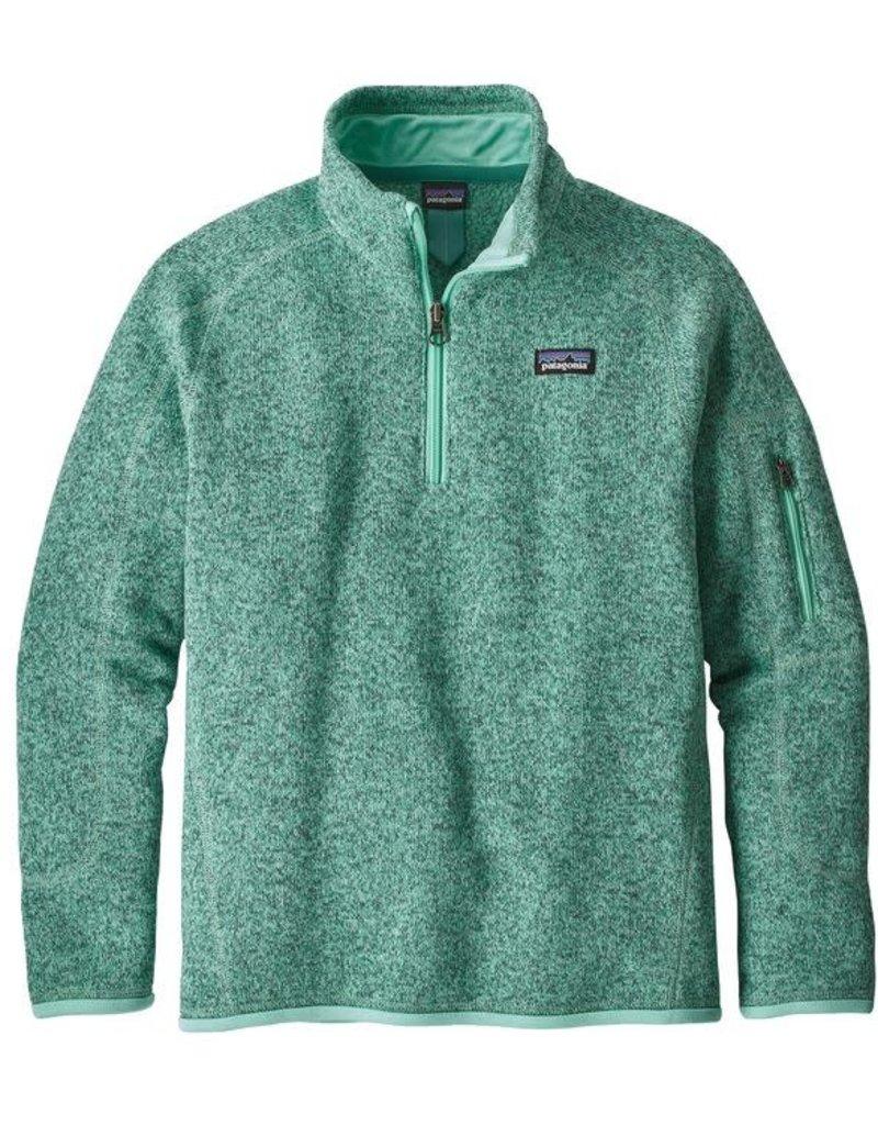 Patagonia Patagonia Girls' Better Sweater Fleece 1/4 Zip
