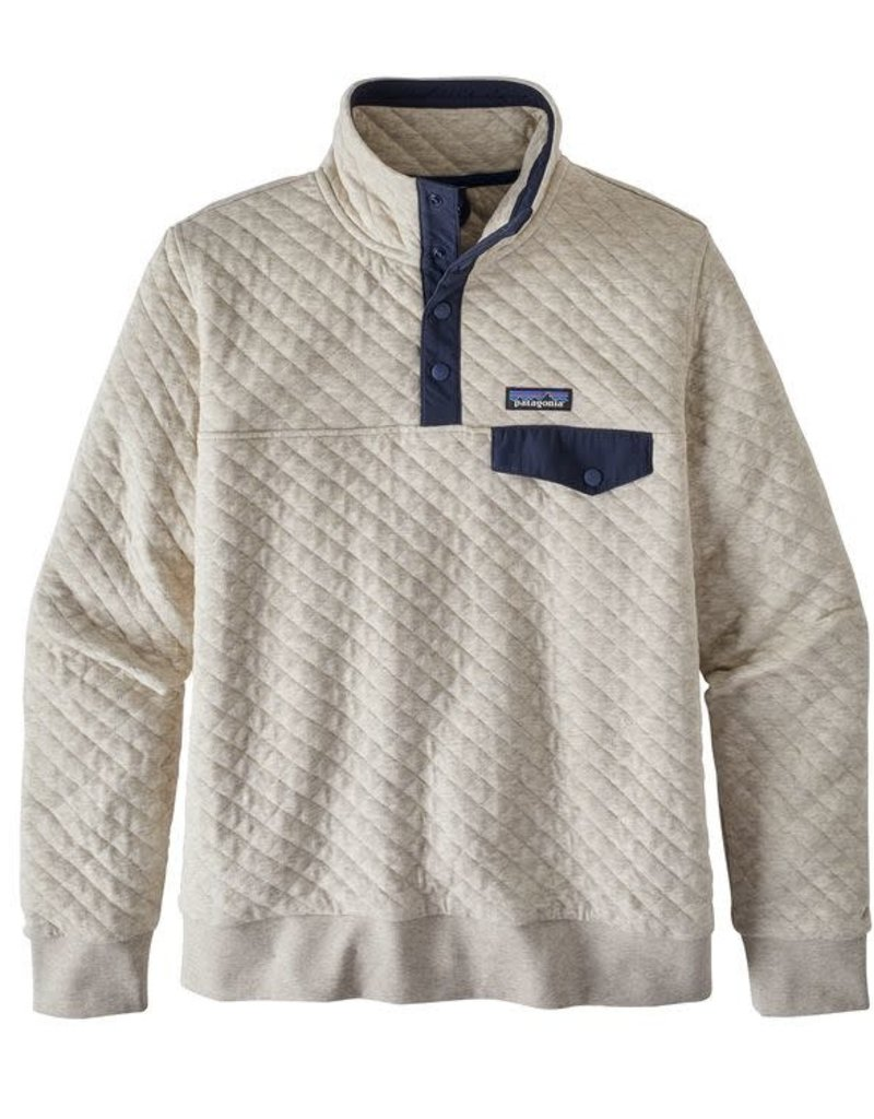 Patagonia Patagonia Women's Cotton Quilt Snap-T Pullover