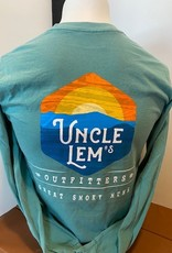 Uncle Lem's Honeycomb L/S Tee - Comfort Colors (CC6014)