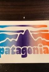 Patagonia Patagonia Fitz Roy Rambler Sticker