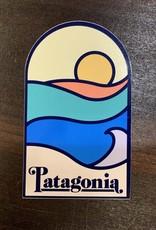 Patagonia Patagonia Sunset Sets Sticker