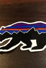 Patagonia Fitz Roy Bear Sticker