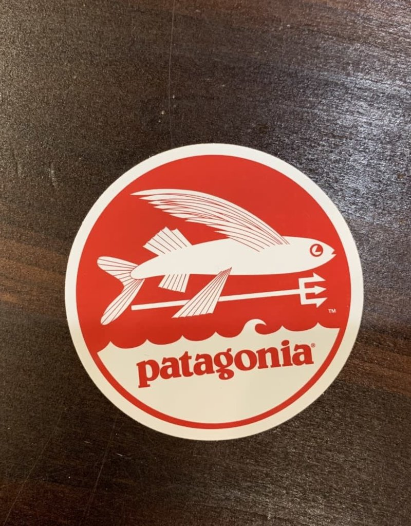 Patagonia Patagonia Trident Sticker