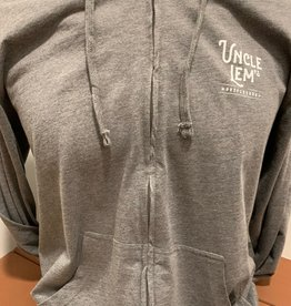 Uncle Lem's Truck Hooded Zip T-Shirt