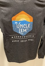 Uncle Lem's Youth - Honeycomb Long Sleeved Tee