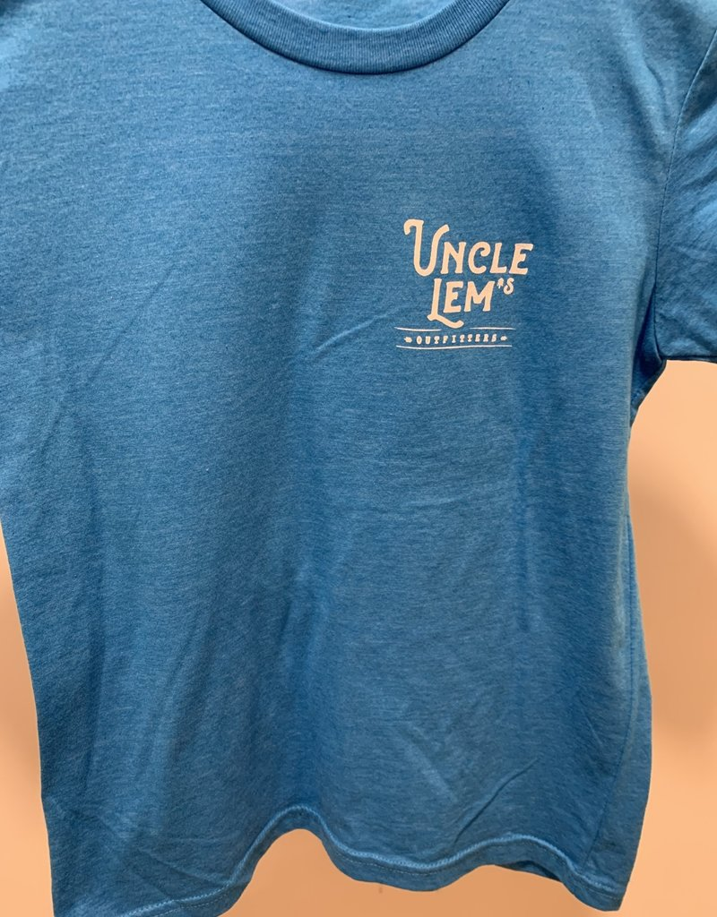 Uncle Lem's Youth - Truck Tee (BC3001Y)
