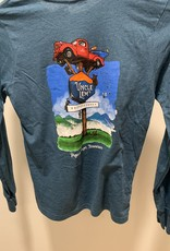 Uncle Lem's Youth - Truck L/S Tee (BC3501Y)