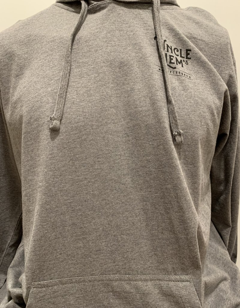 Uncle Lem's 3 Trees Hooded Pullover T-Shirt (SS150J)