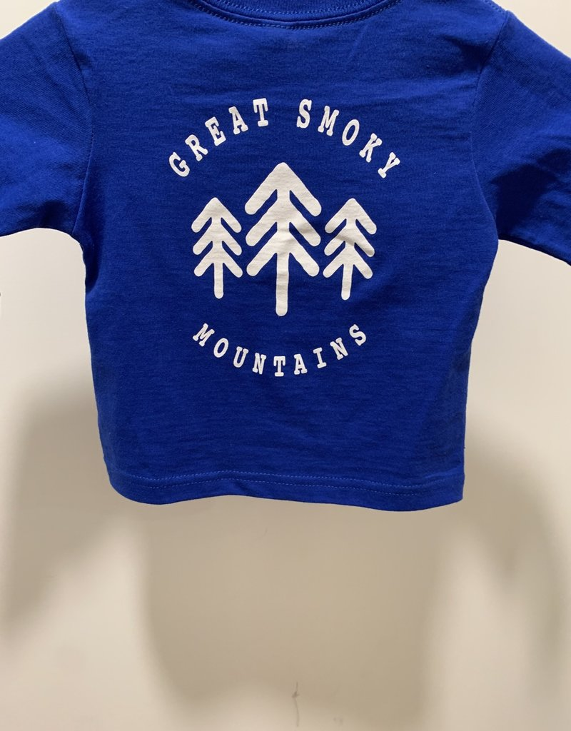 Uncle Lem's Toddler - 3 Trees Tee L/S
