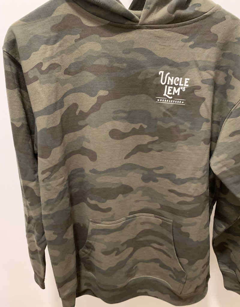 Uncle Lem's Youth - 3 Trees Hoodie