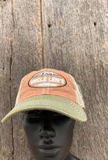 Uncle Lem's Ouray UL Legend Vintage Wash Trucker Cap Style # 51286