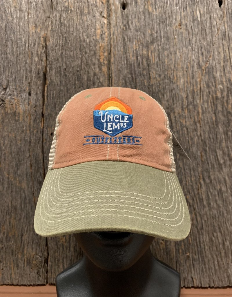 Uncle Lem's Ouray, Legend Vintage Was Trucker Cap, UL GSM