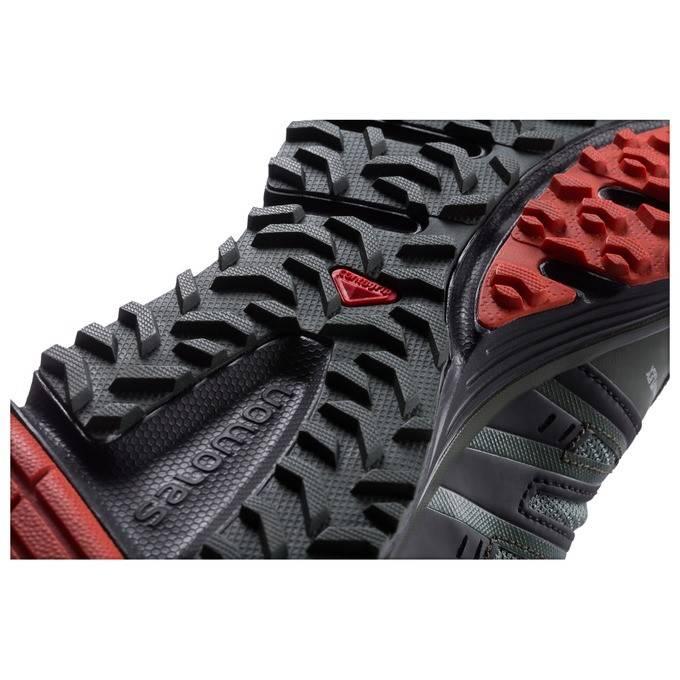 Salomon Men's X-Mission 3 Trail Running Shoe