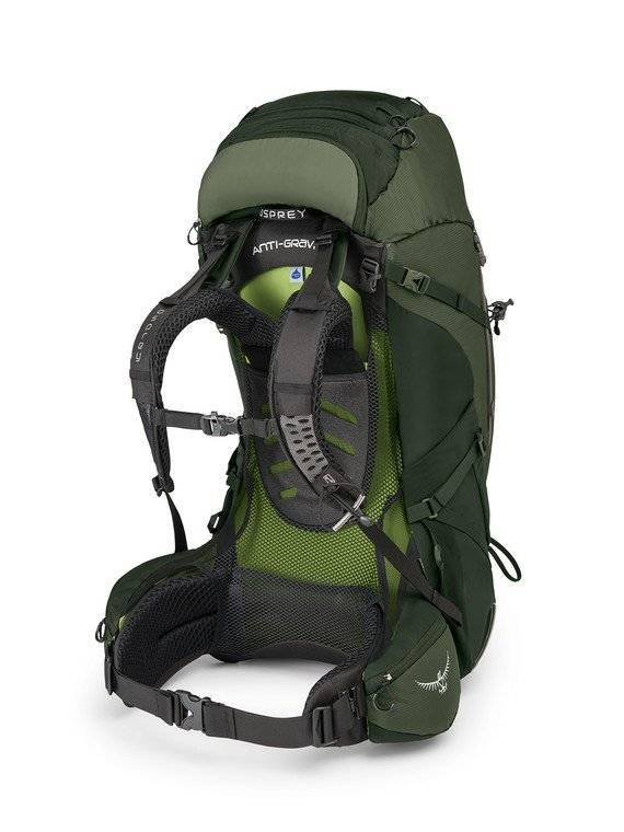 Osprey Aether AG 70 with Daypack
