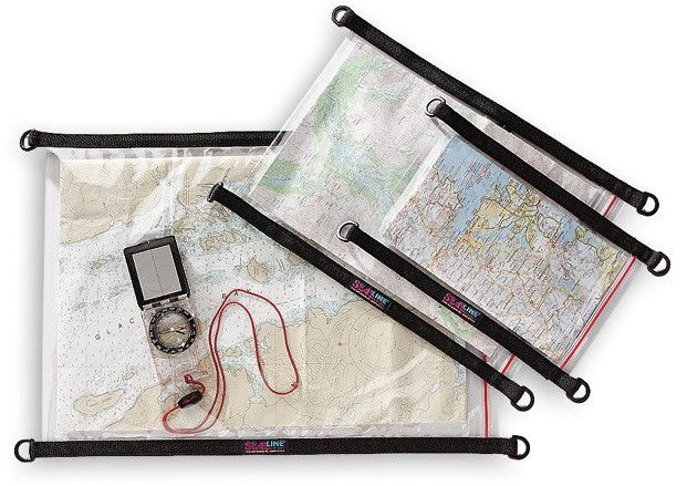 Seal Line Waterproof Map Case