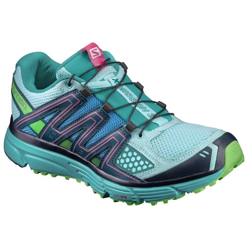 6b6a07267a78 Salomon X-Mission 3 Women s Trail Running Shoe - Uncle Lem s Outfitters