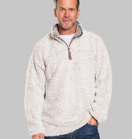 True Grit True Grit Frosty Tipped 1/4 Zip Pullover