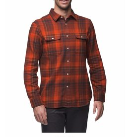 The North Face (TNF) TNF Men's Long Sleeve Arroyo Flannel Shirt