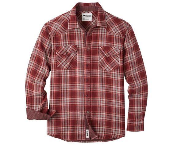 Mountain Khakis Men's Sublette Shirt