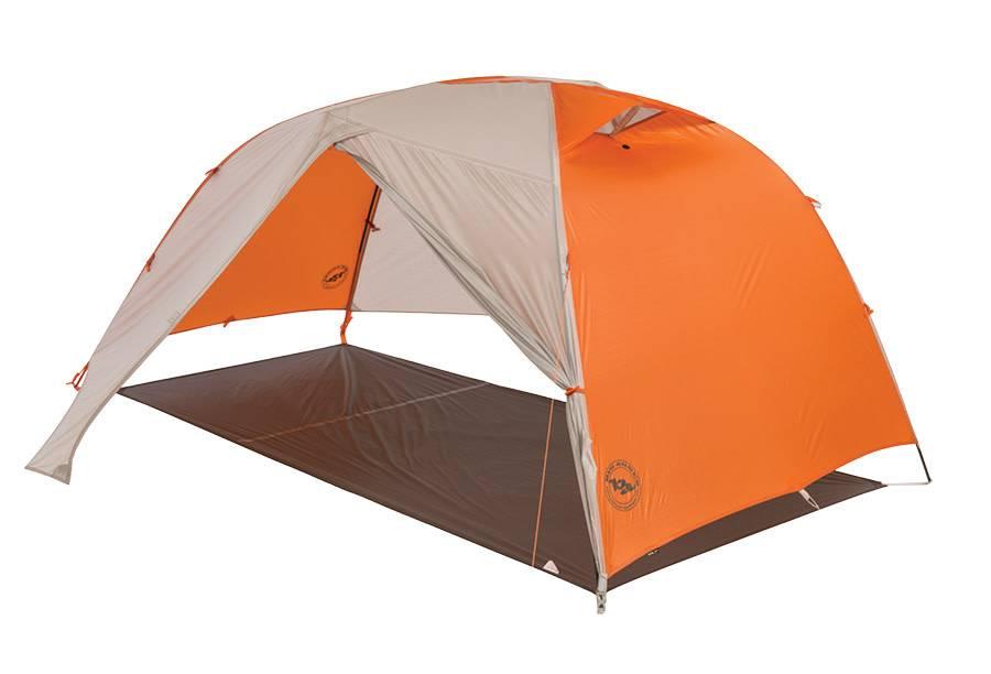 Big Agnes Copper Spur HV UL 2 Person Tent - Gray/Orange