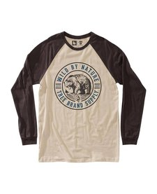 Men's Grizzly Long Sleeve Tee
