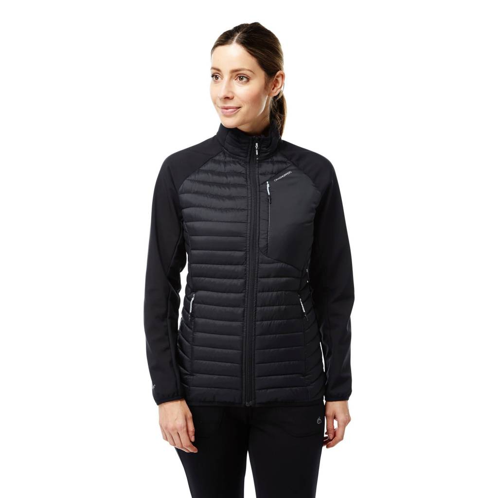 Craghoppers Women's Voyager Hybrid Jacket