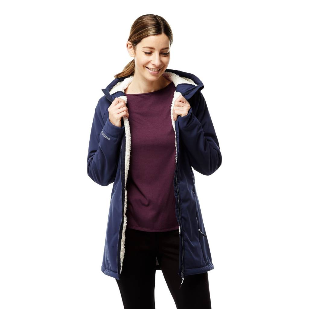 Craghoppers Women's Ingrid Hooded Jacket