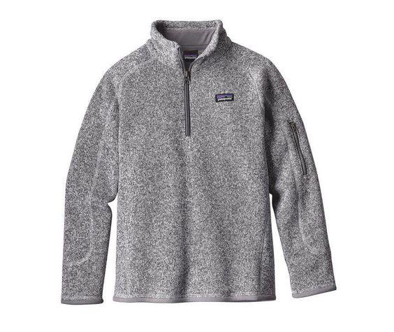 Patagonia Girls' Better Sweater 1/4-Zip