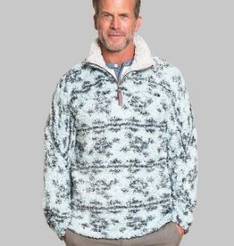 True Grit True Grit Crosses Frosty Tipped Pullover