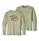 Patagonia Men's Graphic Tech Fish Tee