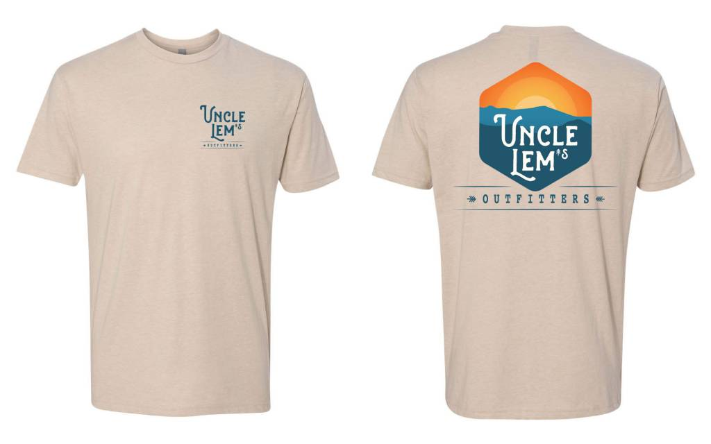 Uncle Lem's Uncle Lem's Logo T-Shirt Adult