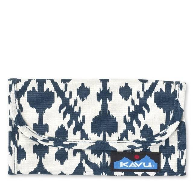Kavu Kavu Big Spender Tri-fold Wallet