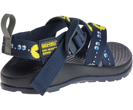 Chaco Kids Z1 Ecotread Scaredy Ghosts