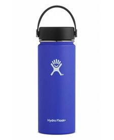 18 oz Wide Mouth Water Bottle