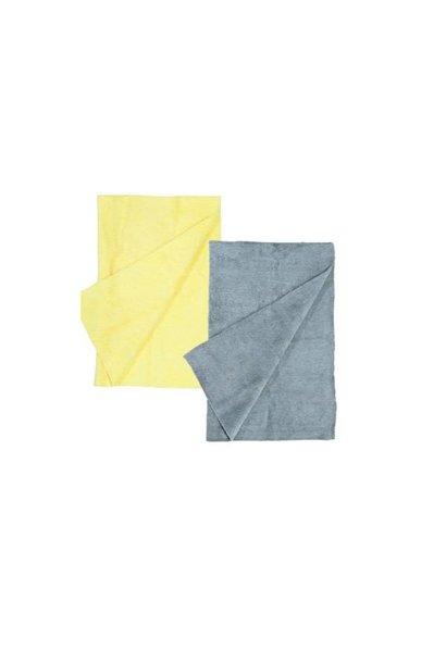 "Music Nomad ""Drum Detailing"" Towels MN210"