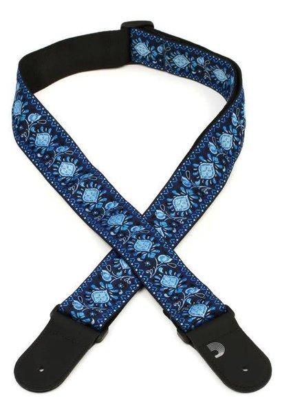 """2"""" Monterey 2 Blue Strap"""