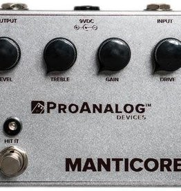 ProAnalog Devices ProAnalog Devices Manticore Silver