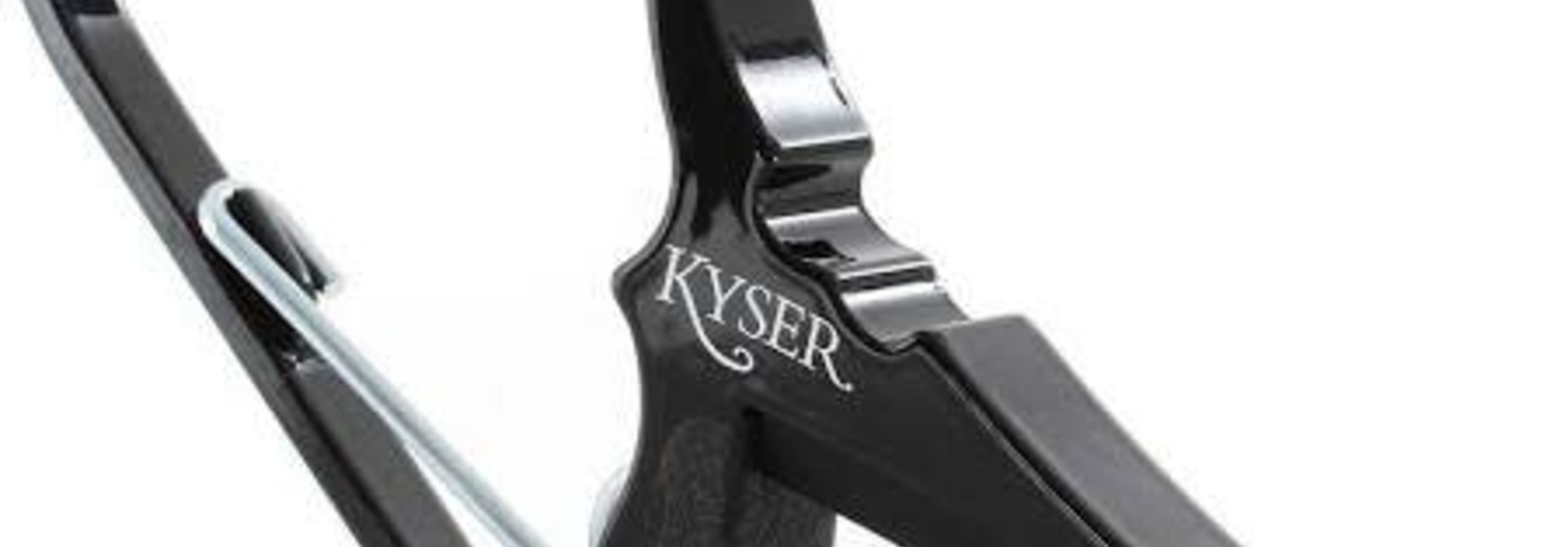 Kyser Capo Black