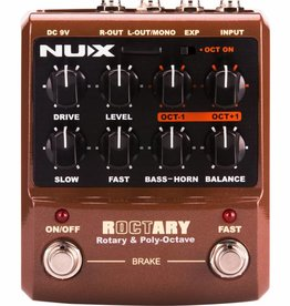 NUX NUX Roctary Rotary & Poly-Octave
