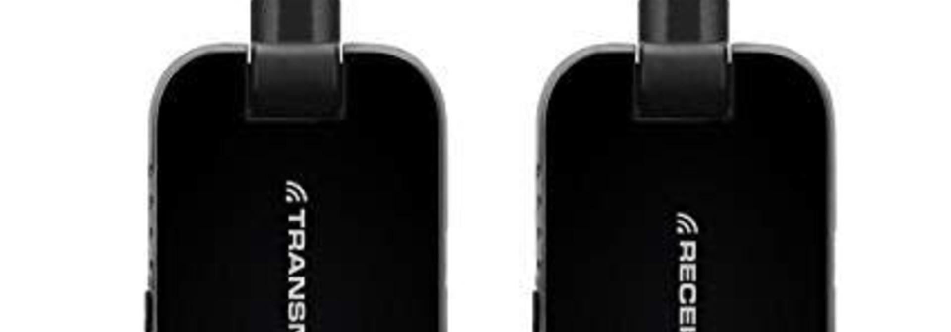 NUX B-2 2.4GHz Wireless System - Black