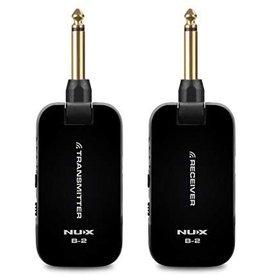 NUX NUX B-2 2.4GHz Wireless System - Black