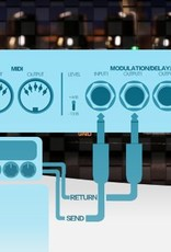 NUX NUX Cerberus Integrated Effects & Controller