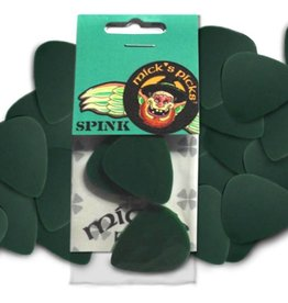 Mick's Picks Spink 3mm ( green) 3 pack