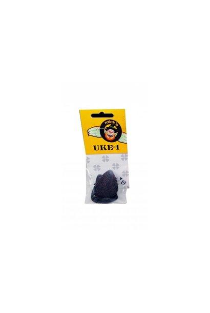 Uke-1 2.55mm (Black) 3 pack