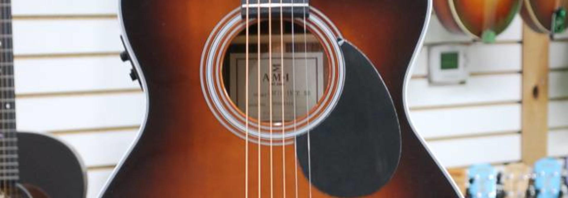 A.M.I. OMTC-1STE SB Acoustic/ Electric