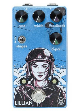 Walrus Audio Lillian Multi-Stage Analog Phaser-1