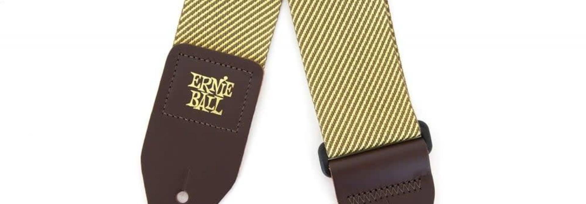 Ernie Ball Tweed Strap P04100