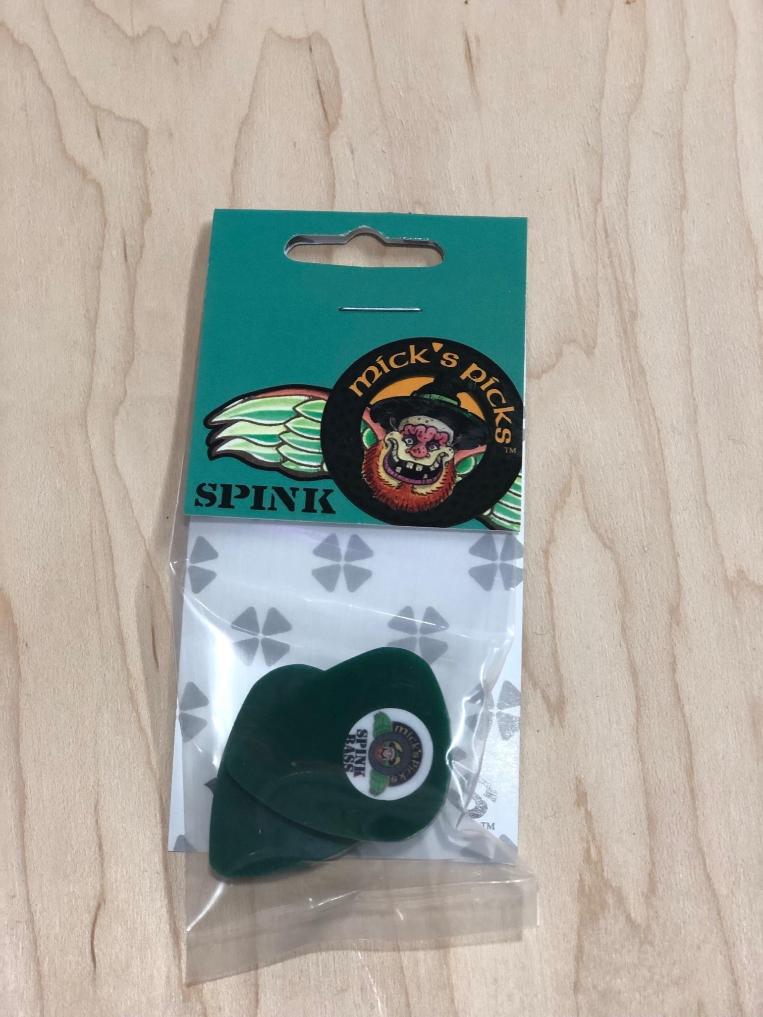 Spink 3mm ( green) 3 pack-2