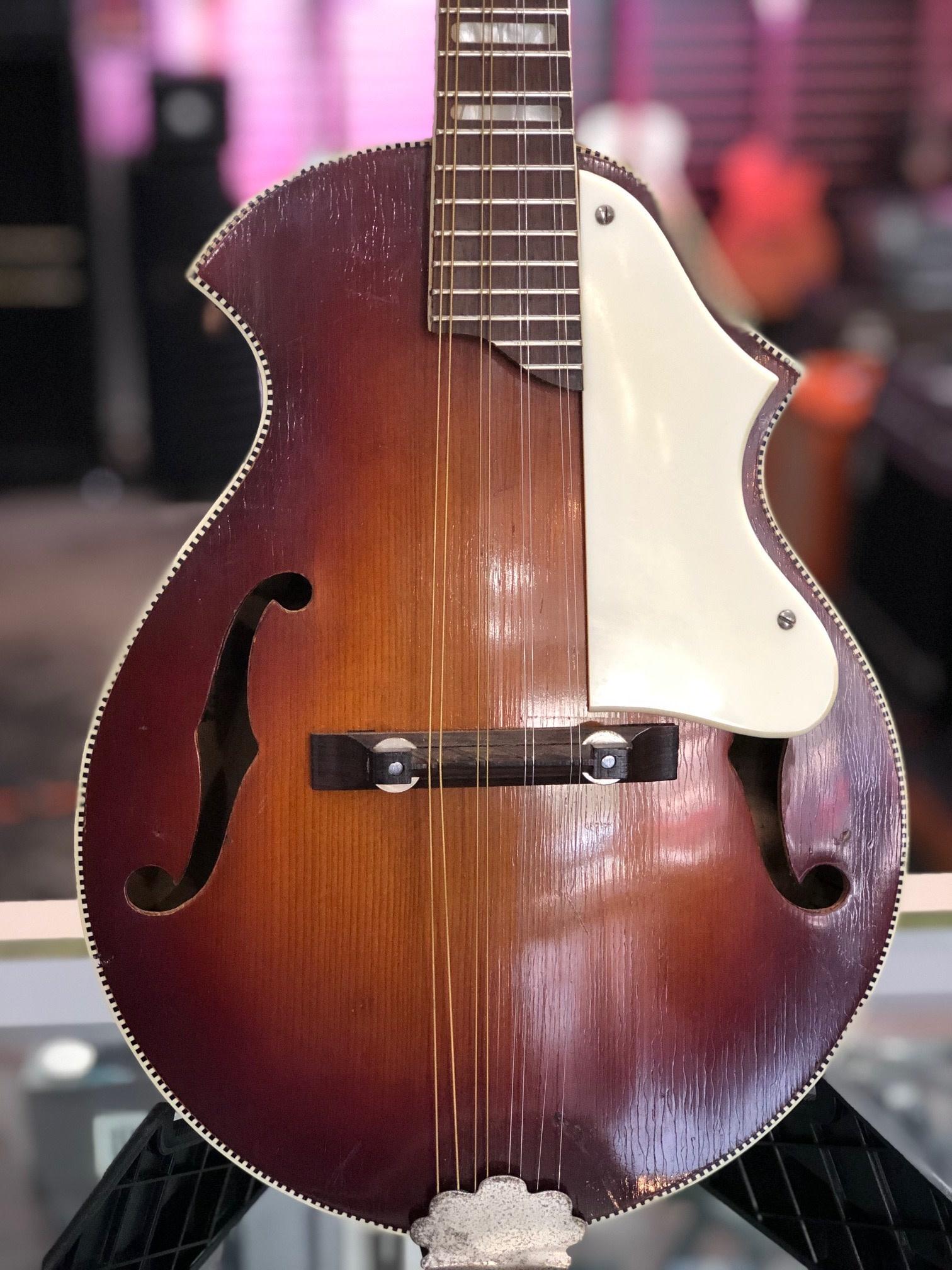 Orpheum F-style Mandolin-1