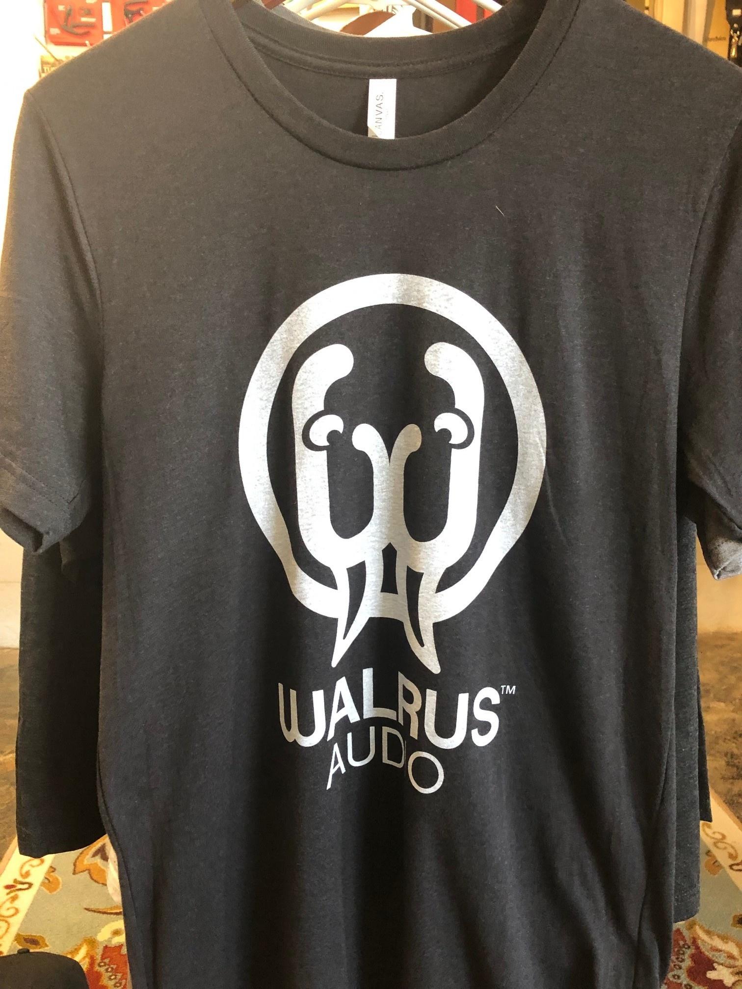 Walrus Audio T-shirt-1